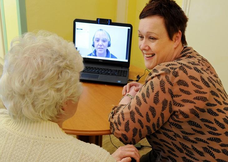Telemedicine in West Yorkshire