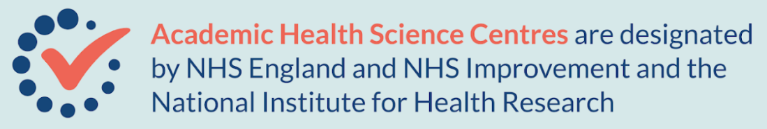 Academic Health Science Centres are designated by NHS England and NHS Improvement and the National Institute of Health Research