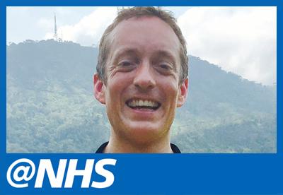 Dan Magnus, @NHS curator