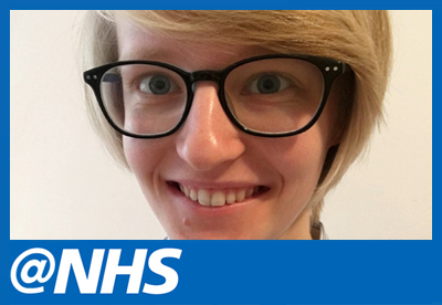 Leanne Walker, @NHS curator