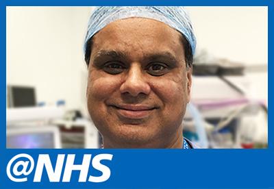 Shafi Ahmed, @NHS curator