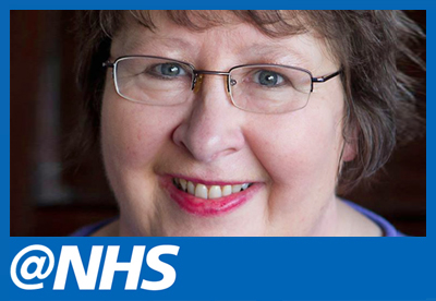 Yvonne Newbold, @NHS curator
