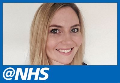 Hannah Robinson, @NHS curator