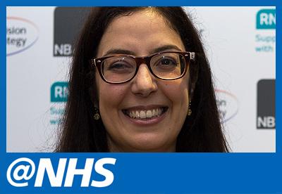 Irenie Ekkeshis, @NHS curator
