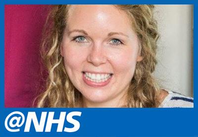 Jodie Powell, @NHS curator