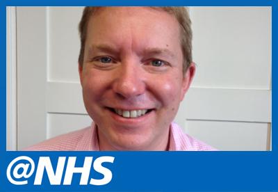 @NHS Curator Ollie Minton