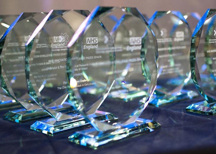 Challenge Prize Winners 2015-16