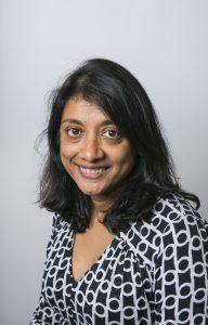 Dr Navina Evans