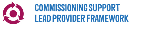 NHS Lead Provider Framework
