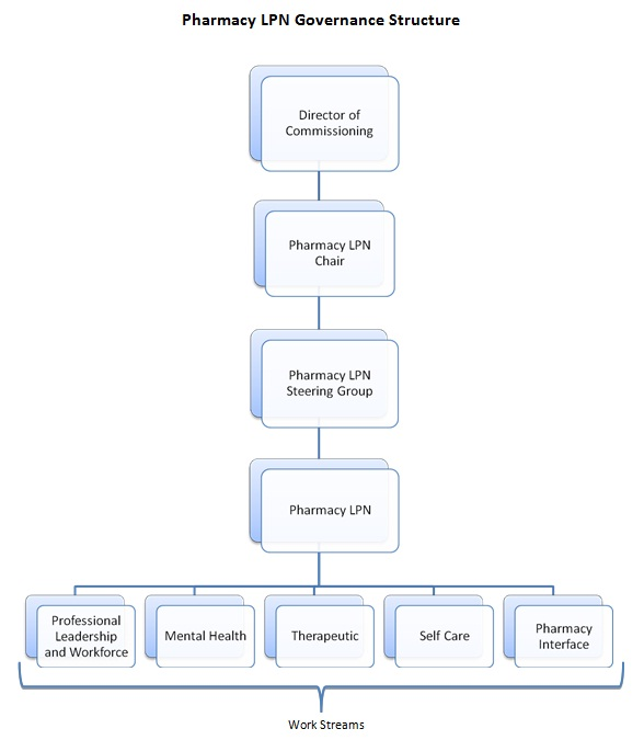 image for the pharmacy local professional network structure