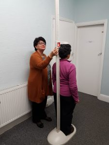 Height measurements help assess your BMI