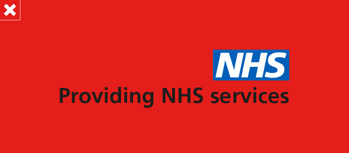 NHS Identity Guidelines | Primary care logo