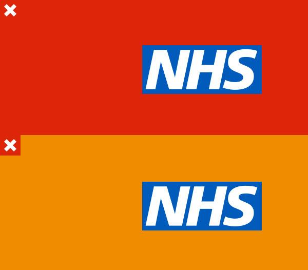 NHS Identity Guidelines   NHS logo