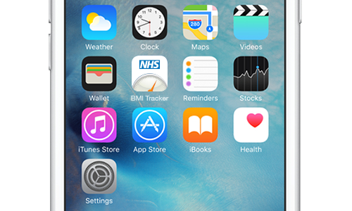 NHS apps