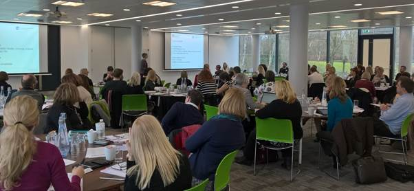LeDeR Share and Learn Event, Green Park Conference Centre, Reading