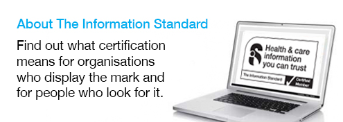 The Information Standard about us image