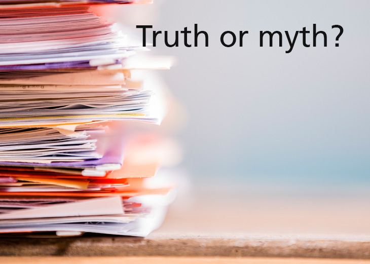 How do you tell which information can be trusted?