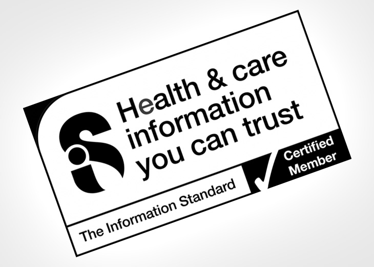 Always look for The Information Standard quality mark.