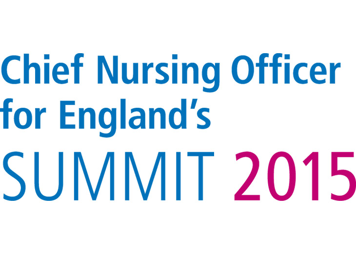 Chief Nursing Officer for England's Summit 2015