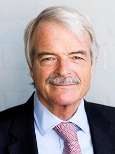 Professor Sir Malcolm Grant CBE