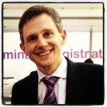 Image of Luke O'Shea, Head of Patient Participation at NHS England