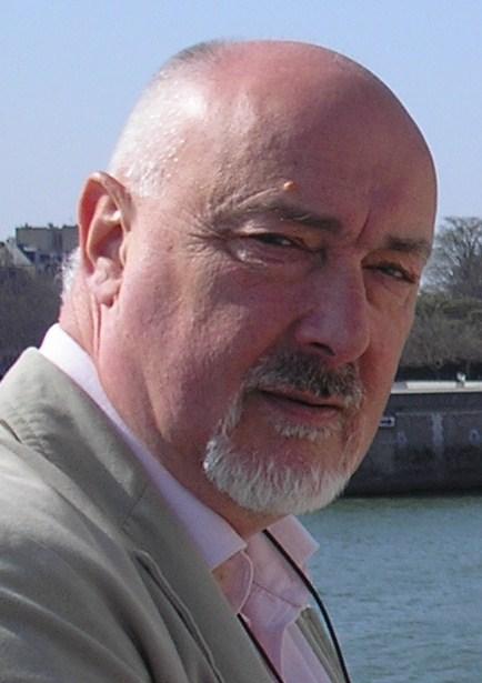 Image of Chris Mair, NHS volunteer