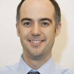 Image of Dr Geraint Lewis, Chief Data Officer of the National Health Service in England