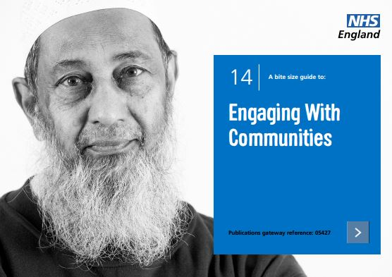 Bite-size guide 14: Engaging With Communities