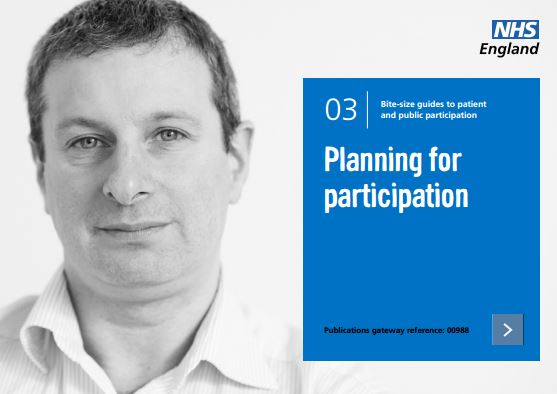 Bite-size guide 3: Planning for participation