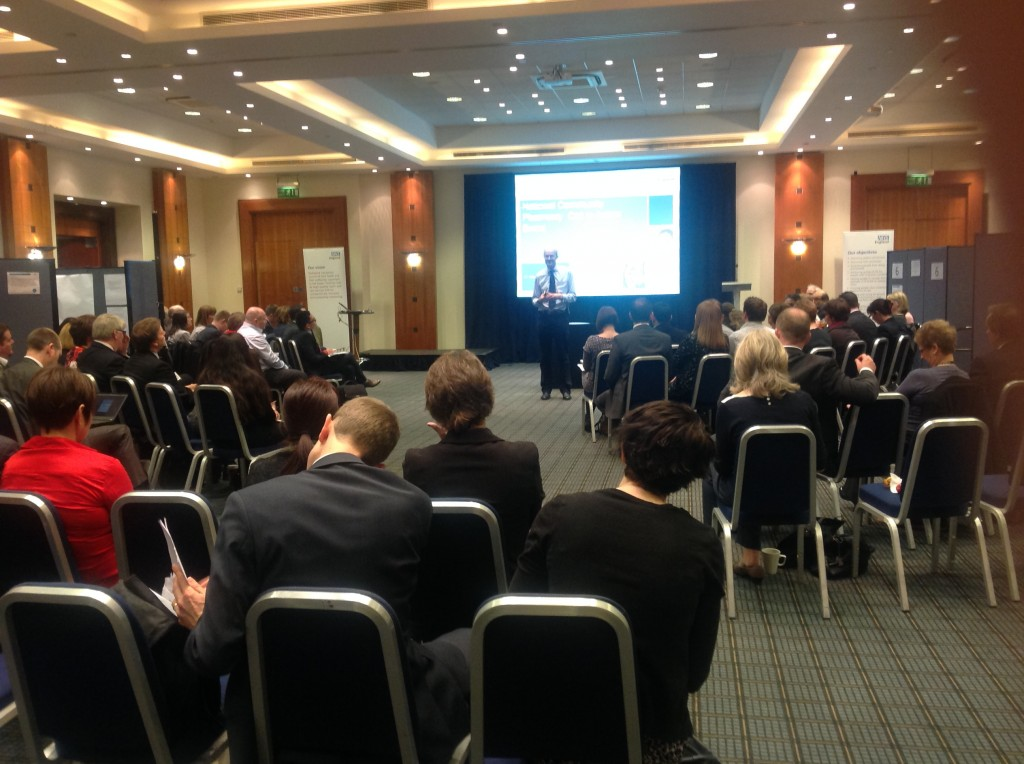 Image of the Improving health and patient care through community pharmacy – a call to action event in London on 12 March
