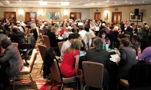 Image from the Call to Action event in London