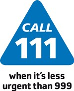 Image result for nhs 111 logo