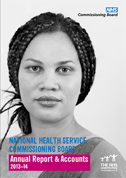 NHS England Annual Report 2013/14