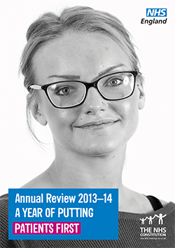 NHS England Annual Review 2013/14