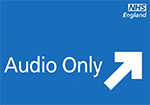 Image showing the title 'Audio Only'