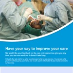 Image of the Inpatients' FFT promotional posters