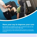 Image of the Outpatients' FFT promotional posters