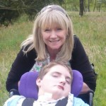 a profile image of Jo Fitzgerald and her son, Mitchell