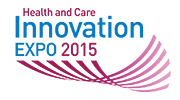 Health and Care Innovation Expo 2015 logo