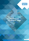 Front cover of 'Five Year Forward View'