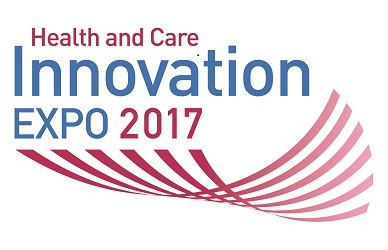 Health and Care Innovation Expo 2017 logo