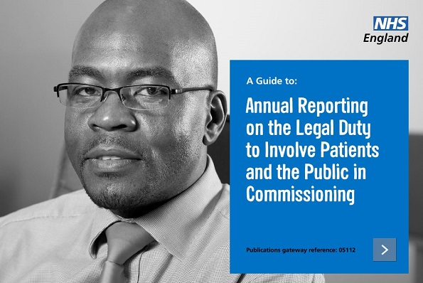 Annual Reporting on the Legal Duty to Involve Patients and the Public in Commissioning