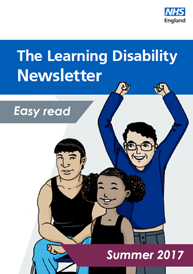 Learning Disabilities summer 2017 newsletter