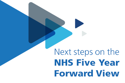 Next steps on the NHS Five Year Forward View