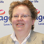 Caroline Abrahams, Charity Director, Age UK