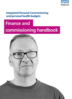 Finance and commissioning handbook