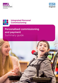 Personalised commissioning and payment