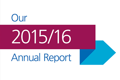 Our 2015/16 Annual Report