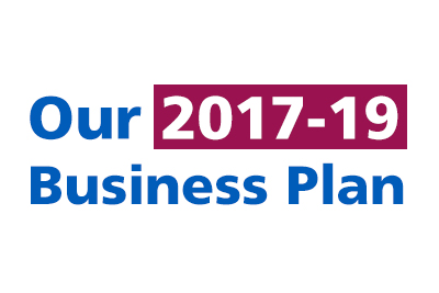 Our 2017-19 Business Plan