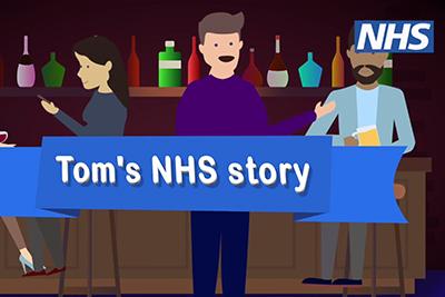 Tom's NHS story